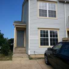 Rental info for 3 Bed, 2.5 Bath Townhome in Columbia Commons