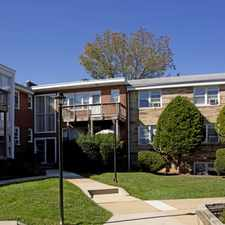 Rental info for Gorgeous garden-style community in upper Park Heights within the Pikesville community with 3 bedrooms, 2 bathrooms, and a walk-in closet. Call us today for your free personal tour! 443-278-9322 in the Pikesville area
