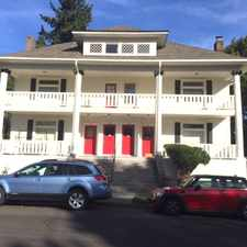 Rental info for 132 - 138 SE 18th Ave. ** Large Apartment with Old Portland Style Charm ** in the Buckman area