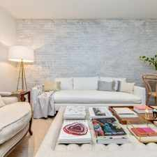 Rental info for East Village in the New York area