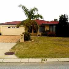 Rental info for For Rent - Banksia Grove in the Banksia Grove area