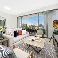 Rental info for Spacious Two Bedder in the Sydney area