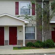 Rental info for Adorable 2 bedroom townhome located in the Bluewater Bay area