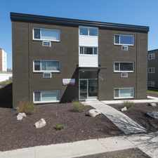 Rental info for Edison Plaza in the Winnipeg area