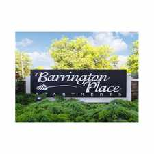 Rental info for Barrington Place