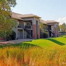 Rental info for Fox Creek