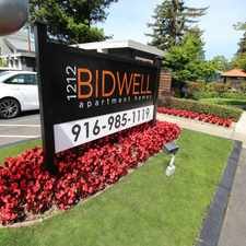 Rental info for 1212 Bidwell Apartment Homes