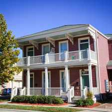 Rental info for River Garden on Felicity Apartments in the New Orleans area