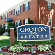 Rental info for Groton Estates