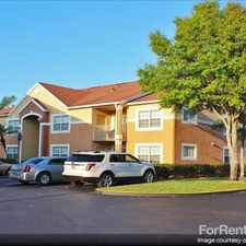 Rental info for Lakeview Palms
