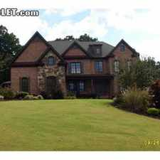 Rental info for $3100 5 bedroom House in Forsyth County