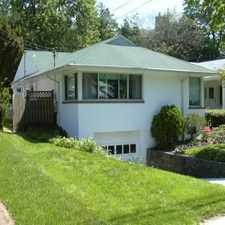 Rental info for House for Rent in the The Palisades area