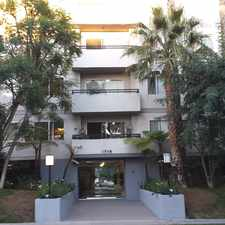 Rental info for 1508 Veteran Ave #206 in the Los Angeles area