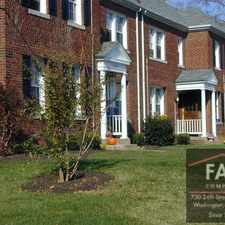 Rental info for 3 BR Apt. in Glover Park - 2200 40th Place, NW in the The Palisades area