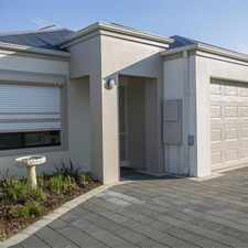 Rental info for THIS PROPERTY IS A JAW DROPPER in the Perth area
