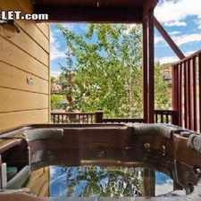 Rental info for Three Bedroom In Summit County