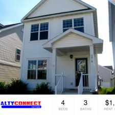 Rental info for Clean, large 4BD Chaska Home for Rent, Avail Sept 1