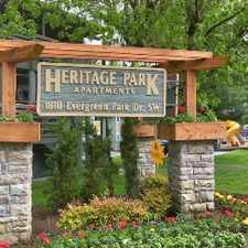 Rental info for Heritage Park in the Olympia area