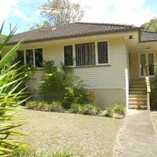 Rental info for APPROVED APPLICATION - Lovely Spacious Home in the Chermside West area