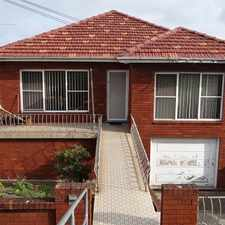 Rental info for 2/70 Bland St - Available in the Warrawong area
