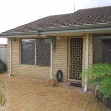 Rental info for SPACIOUS VILLA! in the Osborne Park area