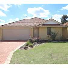 Rental info for MODERN 3 X 2 VILLA - VERY WELL PRESENTED in the Perth area