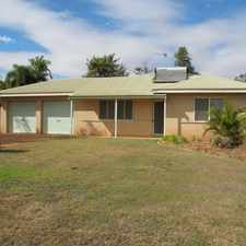 Rental info for Baynton property with lock up double garage!