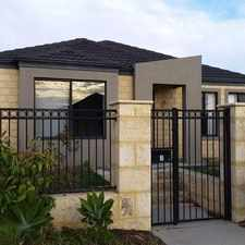 Rental info for Fabulous family home in the Banksia Grove area
