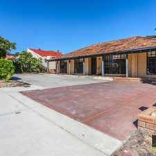 Rental info for Perfect Family Rental in the Perth area