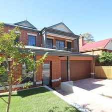 Rental info for BRAND NEW HOME - 200 metres from Angove Street Cafes and the Rosemount!