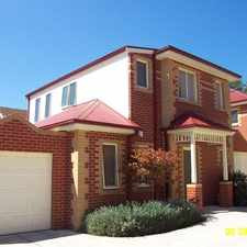 Rental info for The Heart of Mitcham