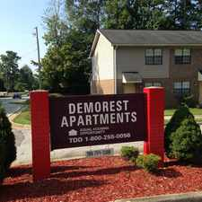 Rental info for Demorest Apartments