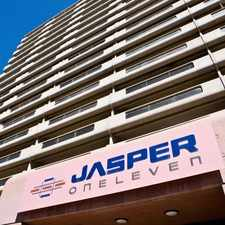 Rental info for Jasper OnEleven