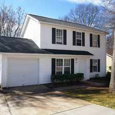 Rental info for Beautiful 4 bed 2 bath home just minutes from downtown Charlotte.