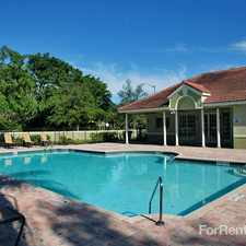 Rental info for Forest Park in the Fort Lauderdale area