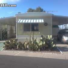Rental info for $1300 2 bedroom Mobile home in Mesa Area in the Mesa area