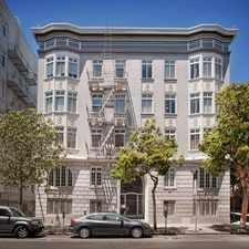 Rental info for 666 O'Farrell Street in the San Francisco area