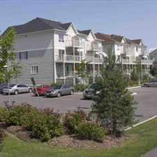 Rental info for Strandherd Rd. and Woodroffe Ave.: 14 Timberline Private, 2BR