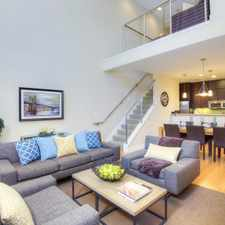 Rental info for Loft Living at its Best