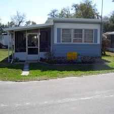 Rental info for Mobile/Manufactured Home Home in Haines city for For Sale By Owner