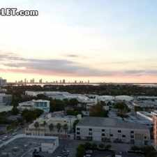 Rental info for Studio Bedroom In South Beach in the Miami Beach area