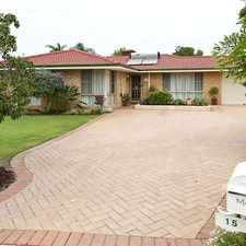 Rental info for GORGEOUS HOME! + LAWN MOWING & ELECTRICITY INCLUDED! in the Willetton area