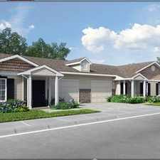 Rental info for Twin Lakes Senior Villas