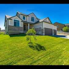 Rental info for Gorgeous and Spacious 4 bed 2.5 Bath