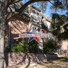 Rental info for McCullough Ave in the Monte Vista area