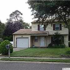 Rental info for House for Rent - Toms River