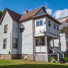 Rental info for 306 S Park St