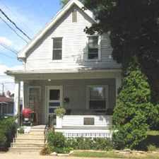 Rental info for 809 Harrison St in the Dudgeon - Monroe area