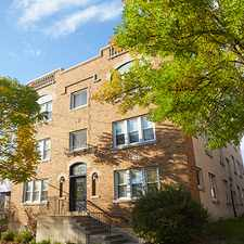 Rental info for 1716 E. Newton Avenue