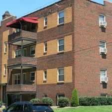 Rental info for 5731 Ellsworth Ave